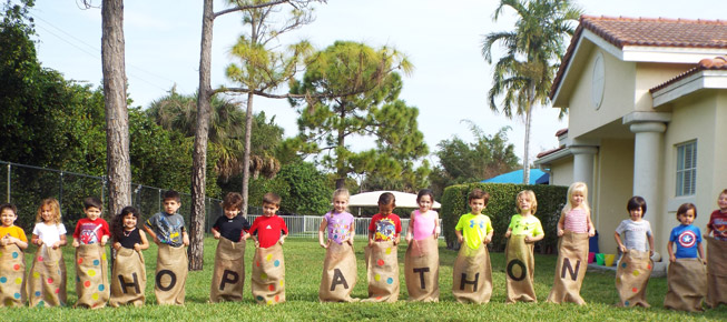 preschool activities in delray