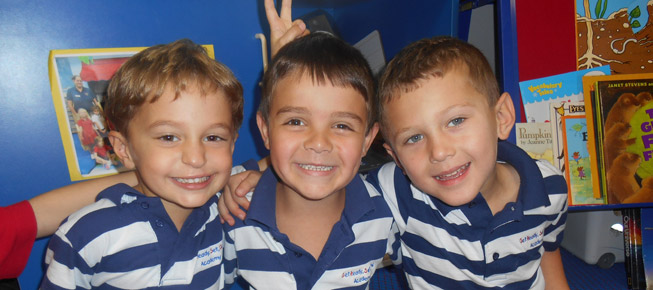 delray beach preschool students