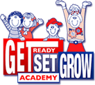 get ready set grow logo