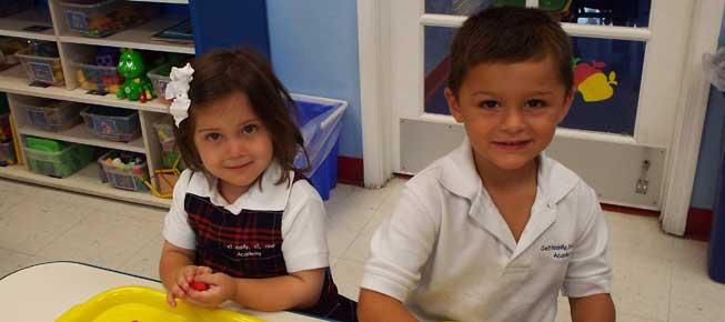 preschool 1 year olds
