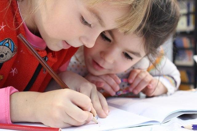 children in preschool - boca raton and delray beach - Get Ready Set Grow