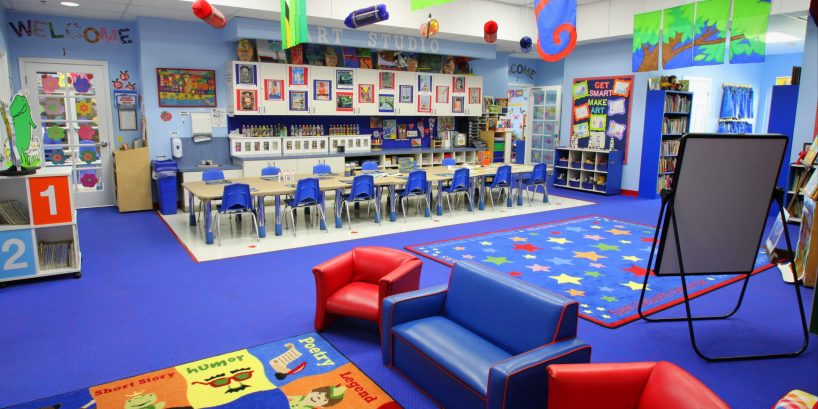 Daycare Center in Boca Raton