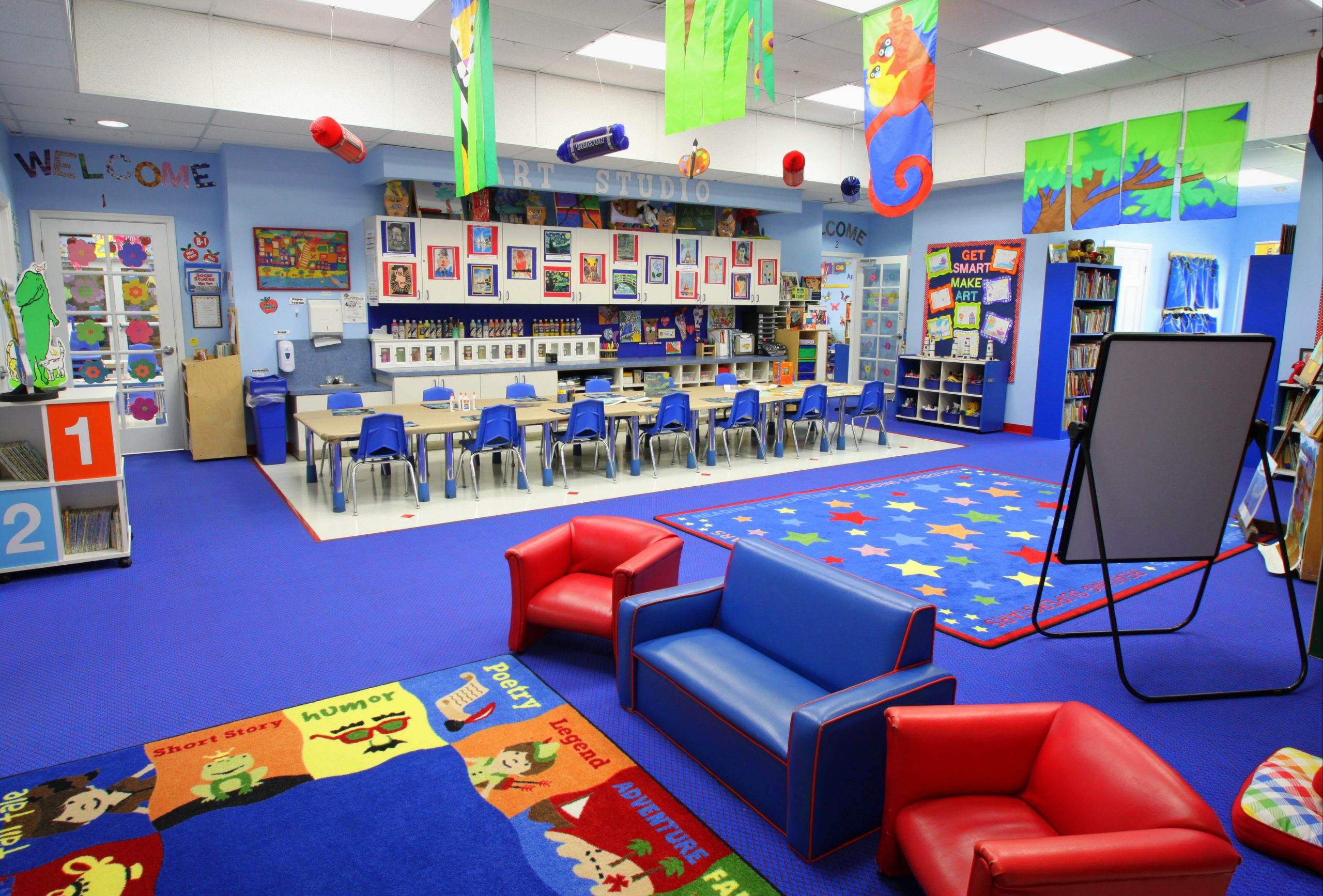 Daycare Center in Boca Raton